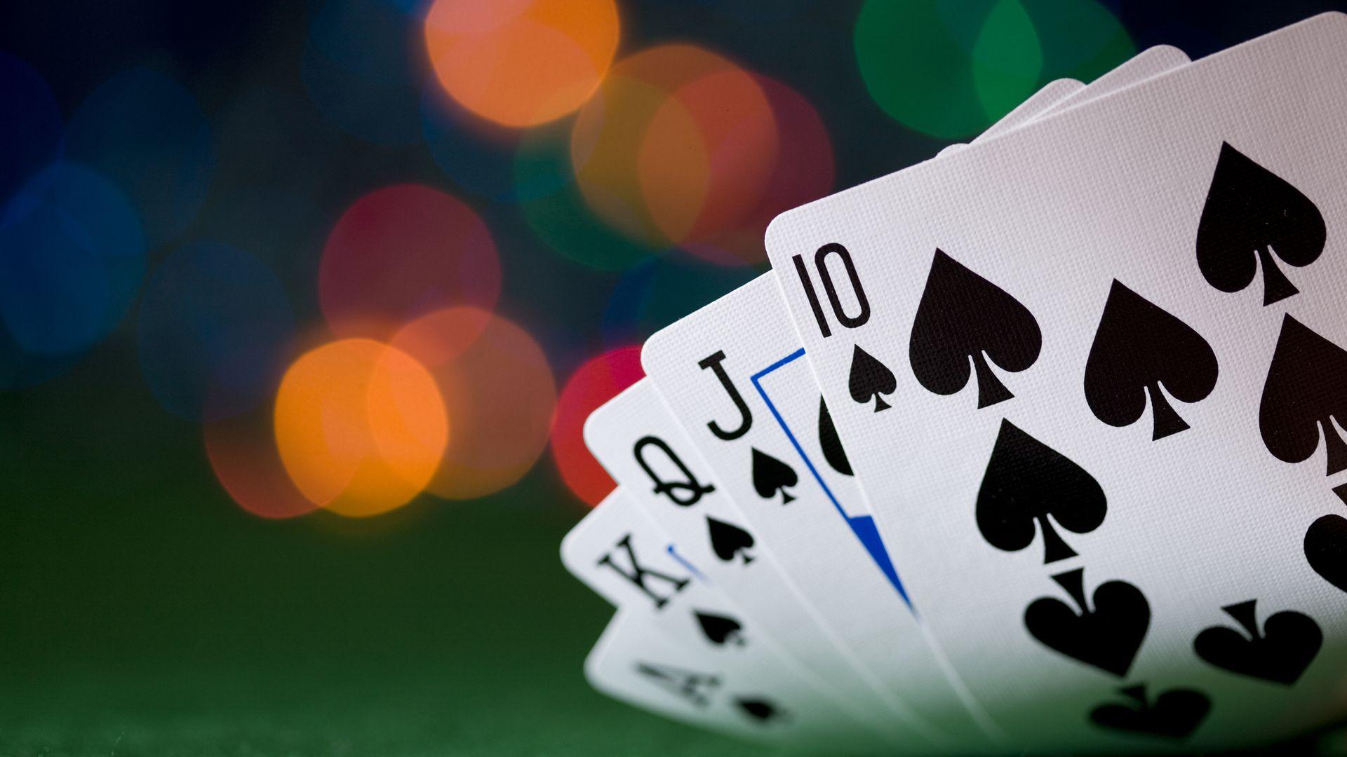 kazino kārtis